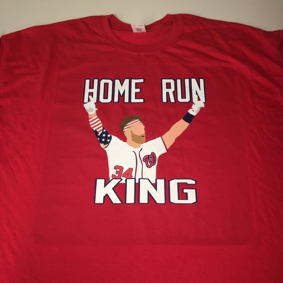 0912d06e Shirts | Washington Nationals Bryce Harper Shirt | Poshmark